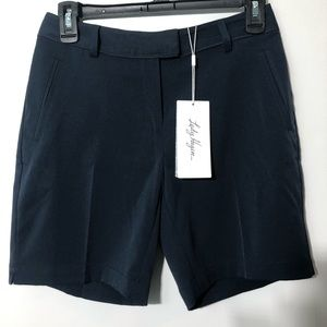 Lady Hagen Navy Golf Shorts -sz O